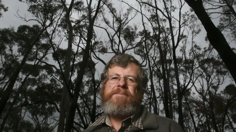 """""""The worst situation you can have'': Bushfire specialist and scientist Kevin Tolhurst describes the behaviour of the deadly February 7 fires."""