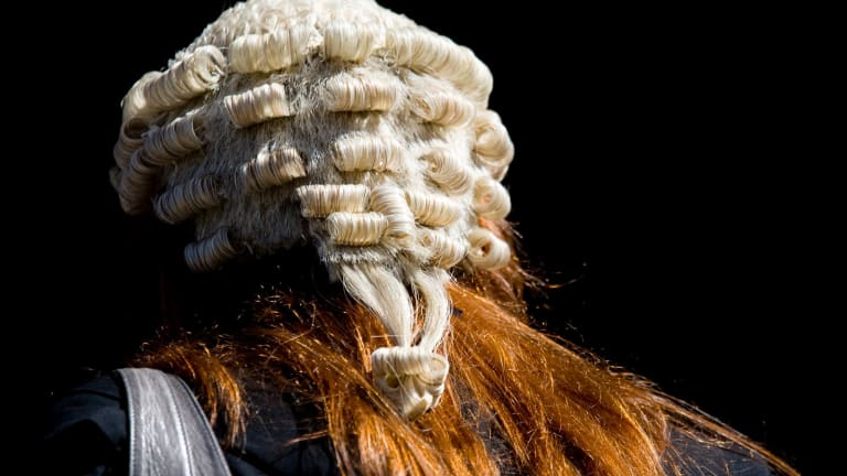 Women represent less than 10 per cent of Senior Counsel members of the bar.