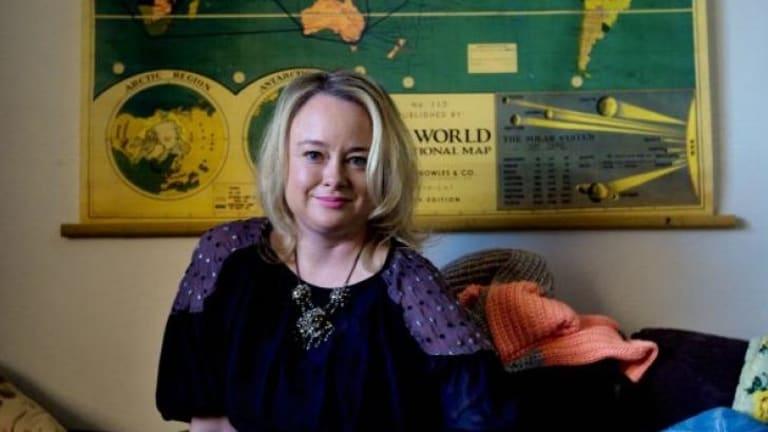 Author Brigid Delaney