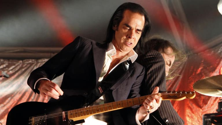 Nick Cave and Grinderman.