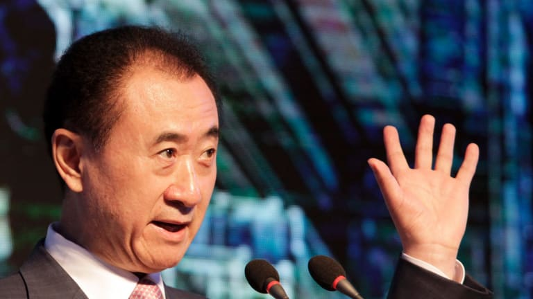 Wanda's overseas investment woes have led to Mr Wang dropping from richest to fourth-richest Chinese billionaire in the Forbes rich list.