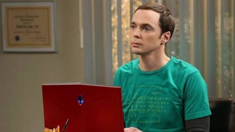 Sheldon Cooper, lead character of <i>The Big Bang Theory</i>.
