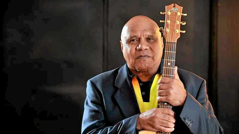 Archie Roach, winner of two Deadlys for 2013.