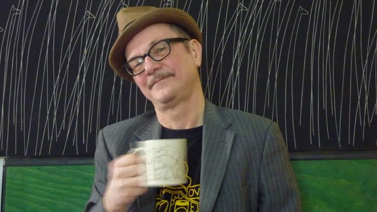 Tim Thorpe: 6am feels OK with a good cup of coffee.