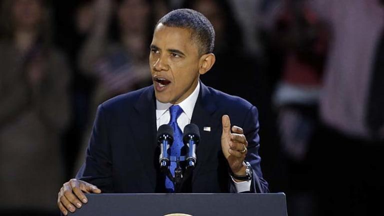 Barack Obama … Gillard says he was aware of her speech in Parliament.