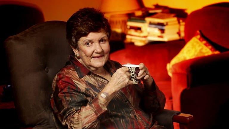 Former Victorian Premier Joan Kirner has been a valuable mentor for many women who have been successful Labor candidates.