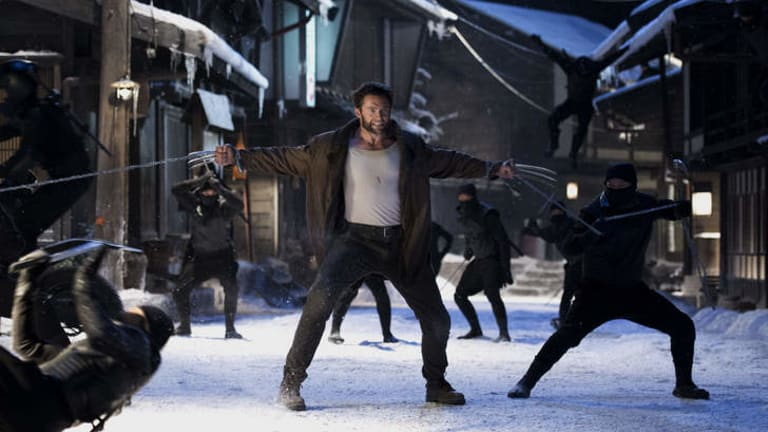 Hugh Jackman could do with a few more one-liners in the latest Wolverine.