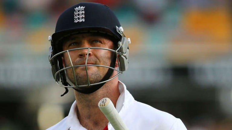 Inside cricketer Jonathan Trott's head: how depression causes brain freeze