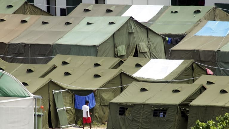 Transfield may have misled a Senate inquiry over its efforts to fix a mould problem at Nauru Detention Centre.