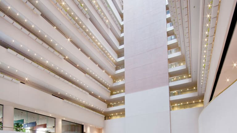 In its first 25 years, Brisbane Hilton guests have included Mel Gibson, Dame Joan Sutherland and John Farnham.