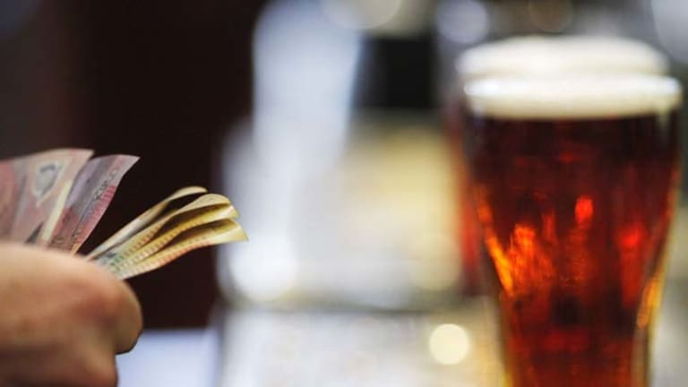 Last drinks … iconic beer brands including VB and Carlton Draught will be in foreign hands.