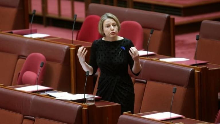 WA Senate results confirmed: Labor's Louise Pratt misses out.