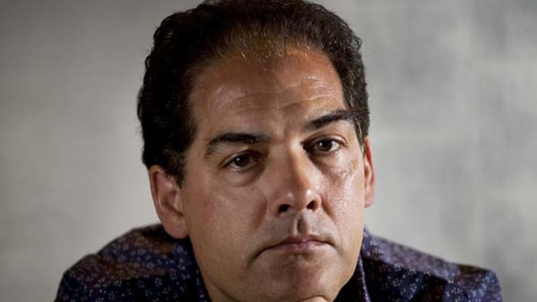 Philip Kerr, Scottish author.