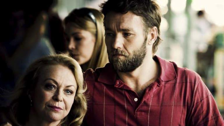 Jacki Weaver and Joel Edgerton star in the new Australian film and Sundance Film Festival prize winner, <i>Animal Kingdom</i>.