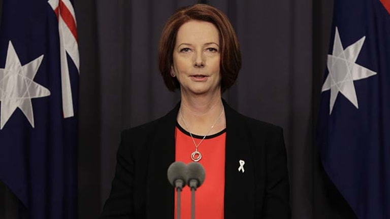 Prime Minister  Julia Gillard facing questions about her conduct as a solicitor in the 1990s.