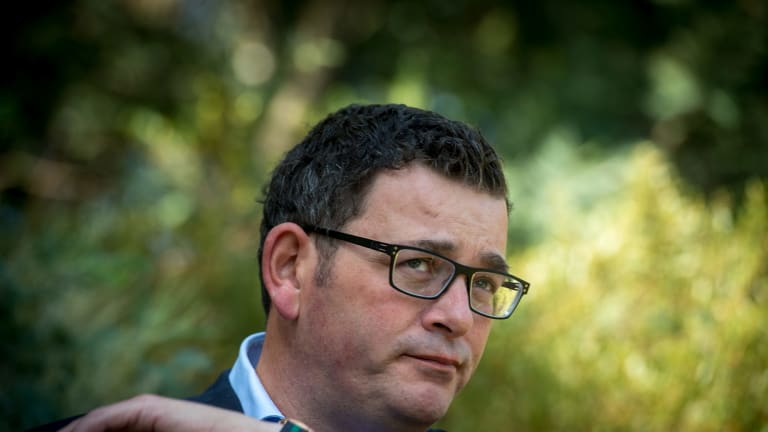 Premier Daniel Andrews said owners would have plenty of time to put vacant properties up for sale or lease.