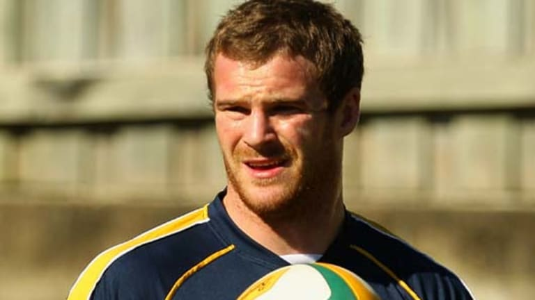 Fringe Wallabies player Pat McCabe has been ruled out of the Australian sevens squad.