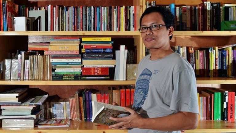 Eka Kurniawan's novel is helping to establish Indonesia's literary voice.