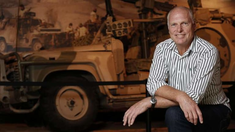 Major-General Jim Molan will become the 'Operation Sovereign Borders special envoy' if the Coalition wins Saturday's election.
