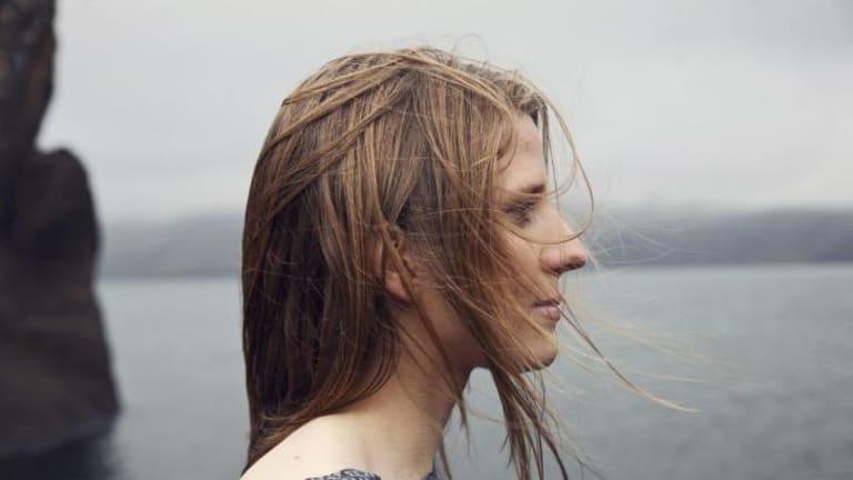 Solo: Marketa Irglova looks outwards on her second solo album, <i>Muna</i>.