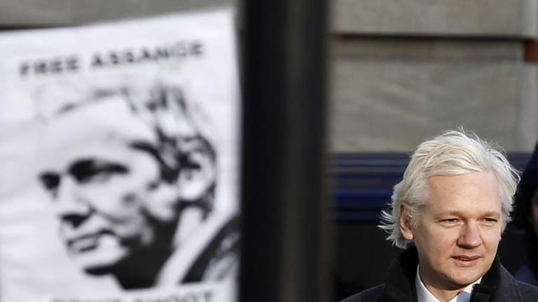 The British court ruling regarding Julian Assange's potential extradition will be announced on Wednesday.