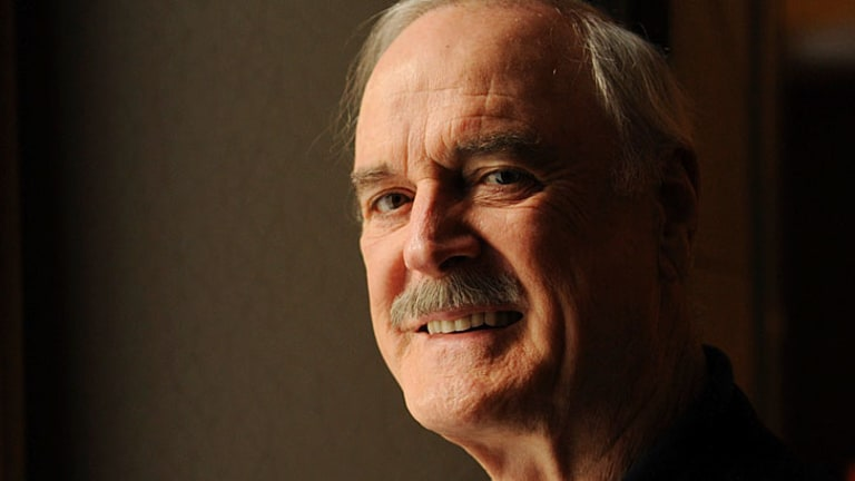 John Cleese says it's 'in the interests of all decent Australians to cull' Beer Fairies.