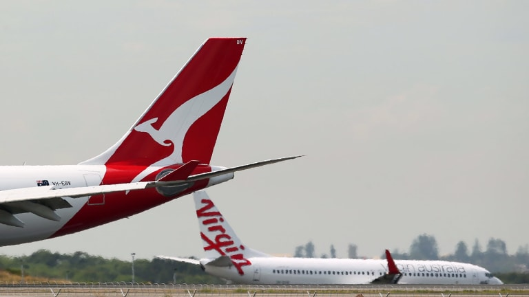 The ACCC said the airlines had told the regulator they did not expect airfares to fall once the carbon tax was removed.