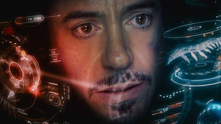 Meta enables Iron Man-style graphics.