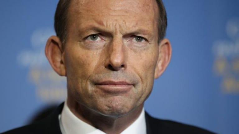 Tony Abbott met with Muslim leaders on Monday.