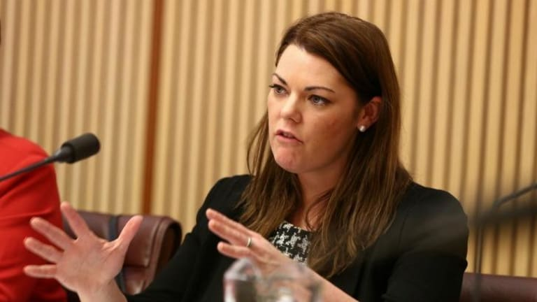 "Sarah Hanson-Young: The Greens senator said that immigration information was being leaked at ""suspiciously convenient times""."