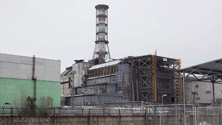 Fairskye's Reactor No. 4 at Chernobyl.