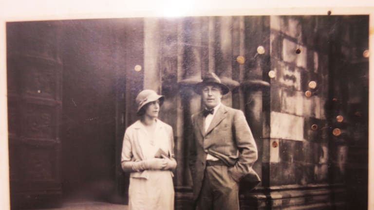 Joan Lindsay married husband Daryl on Saint Valentine's Day 1922, her favourite day of the year and the setting of Picnic.