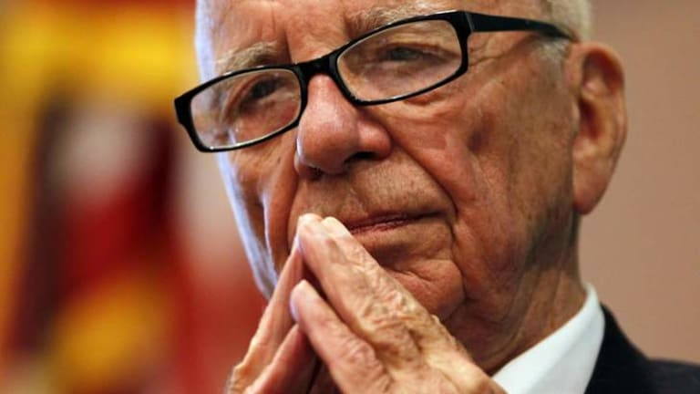 'Rupert Murdoch is the most successful right-wing radical of his era.'