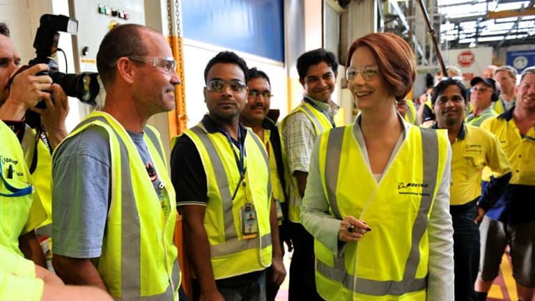 Labor will keep making cars, says PM