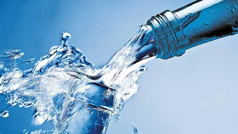 The fastest cure for dehydration isn't sports drinks, soft drinks or even fruit juice.