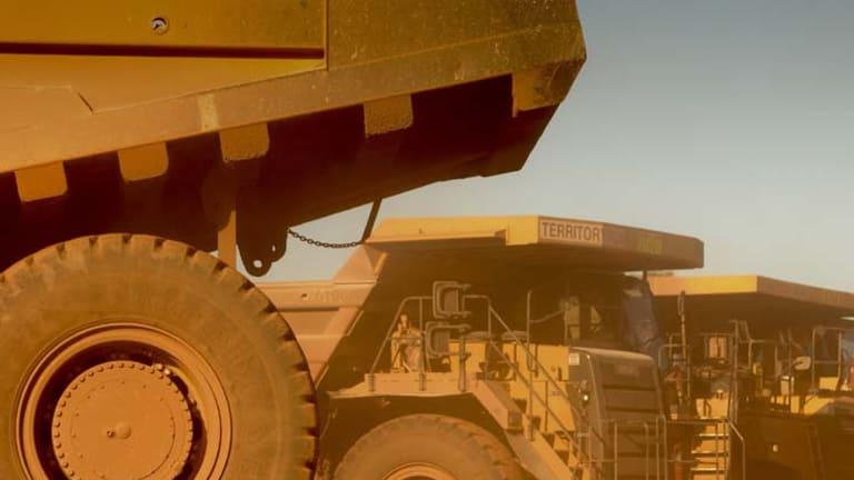 New mining tax won't stop the trucks.