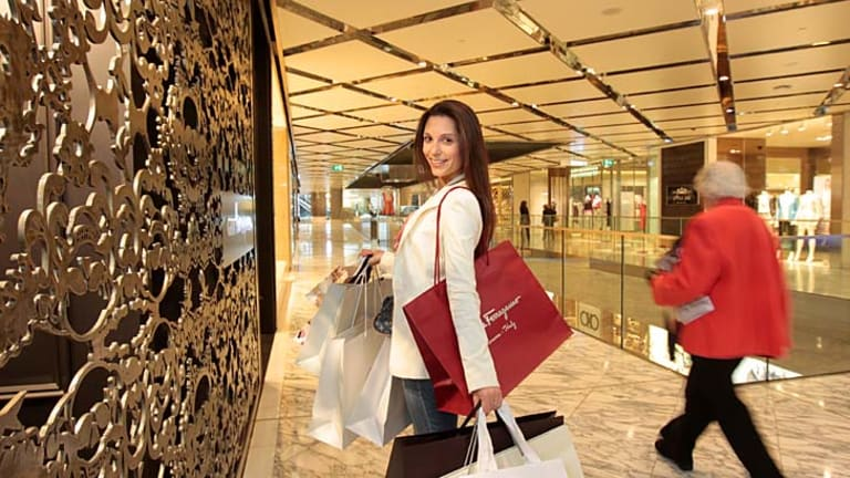 Retail therapy … Karli Smith is typical of the women researchers have dubbed the ''diamond collective'' for their lifestyle and attitude to discretionary spending.