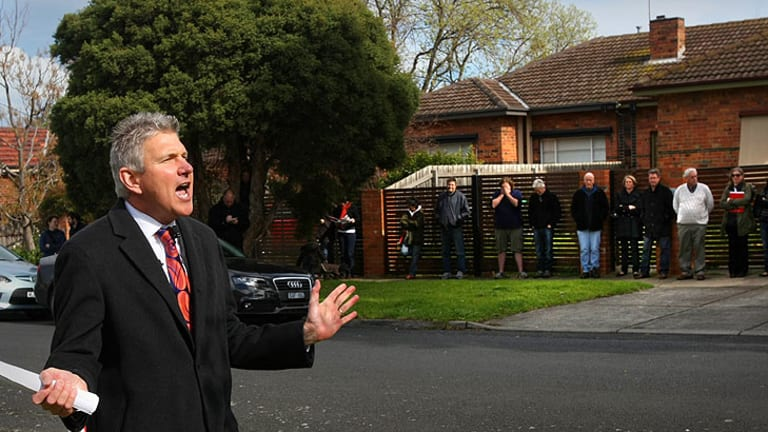 Caulfield South has joined Melbourne's million-dollar median club.