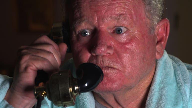 Writer/director Michael Noonan's Brisbane production Captive.