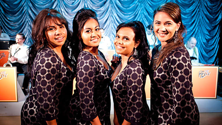 <i>The Sapphires</i> won five behind-the-scenes awards.