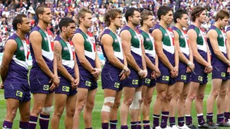 The Fremantle Dockers, could a change be in the air?