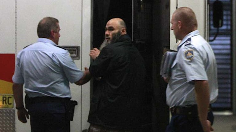 Custody ... Wassim Fayad was granted strict bail in Burwood Local Court yesterday. He faces charges in relation to an attack on a man in Silverwater who was allegedly whipped with a cable.