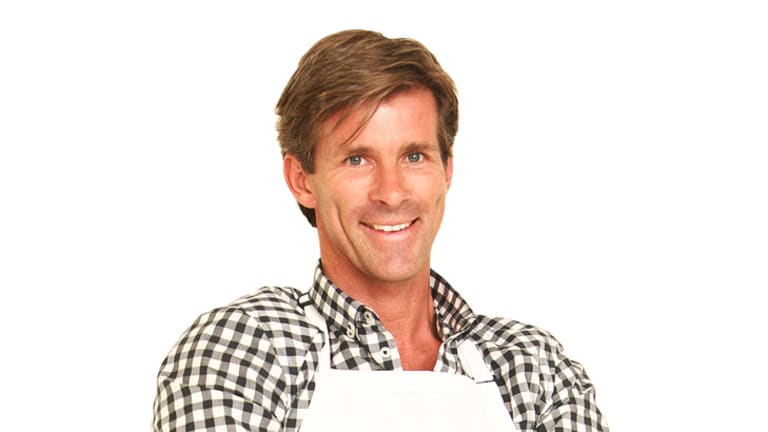 Ross Patten devised his gadget while auditioning for MasterChef.
