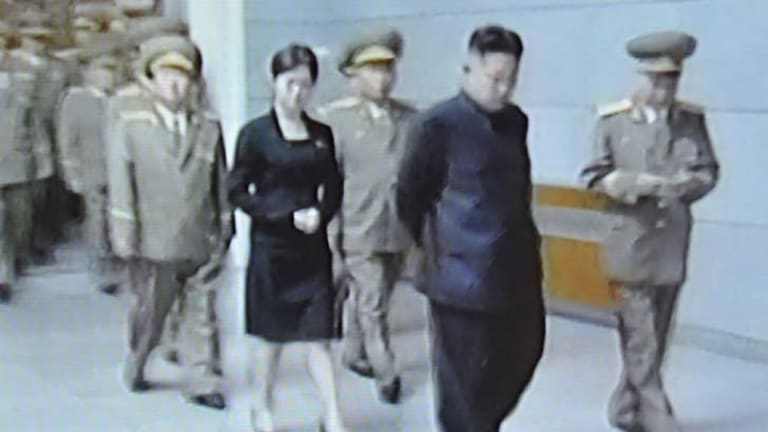 Ms Hyon disappeared from public as Mr Kim emerged as the heir to his father.