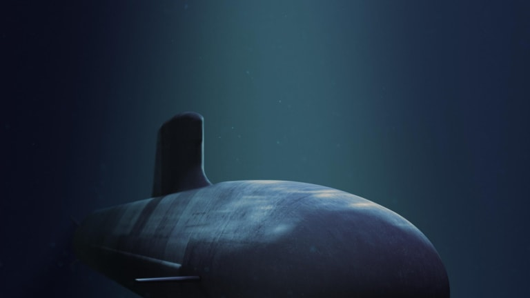 Stealthy winner: A French-designed submarine will be built in Adelaide as Australia looks to its future defences.