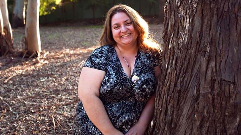 Publishing triumph … Amanda Hayward.