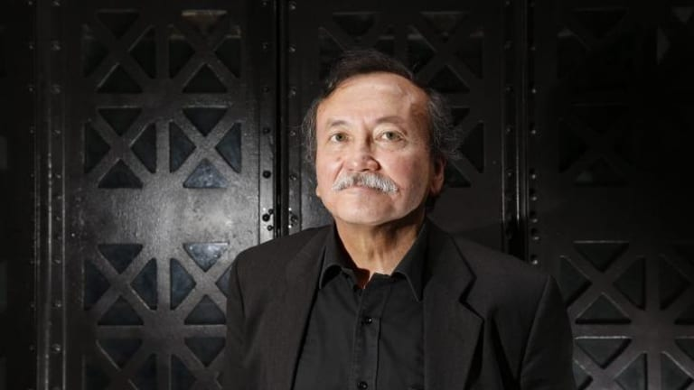 Award winner Brian Castro, who is chair of creative writing at the University of Adelaide.