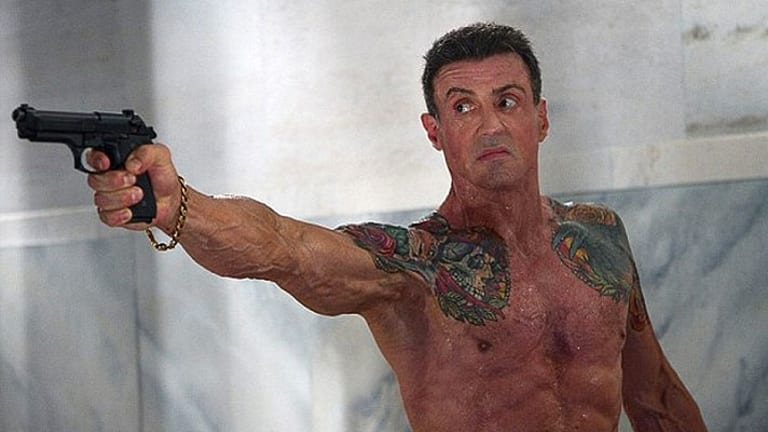 Sylvester Stallone's new film <i>Bullet to the Head</i> fails to please at the box office.