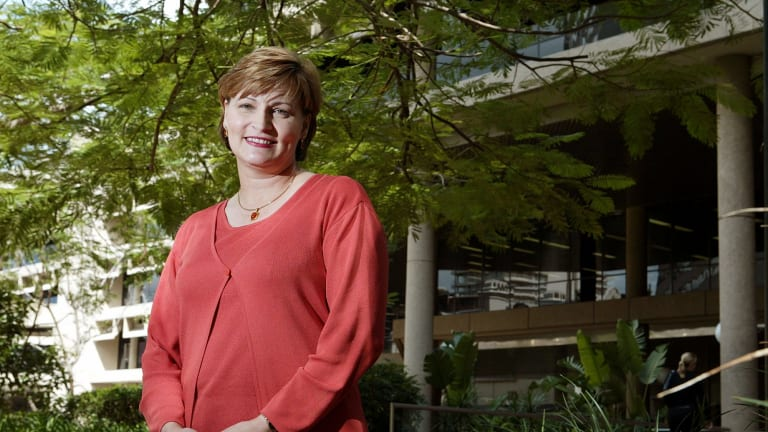 QSuper chief executive Rosemary Vilgan plans to keep investing in the fund's capacity to provide members with financial advice.