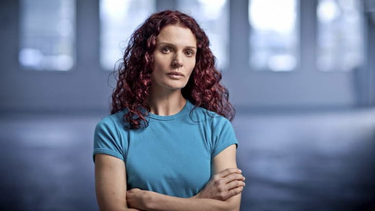 The new Queen Bea: Danielle Cormack.